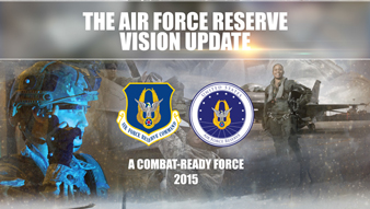 Air Force Reserve Vision Update