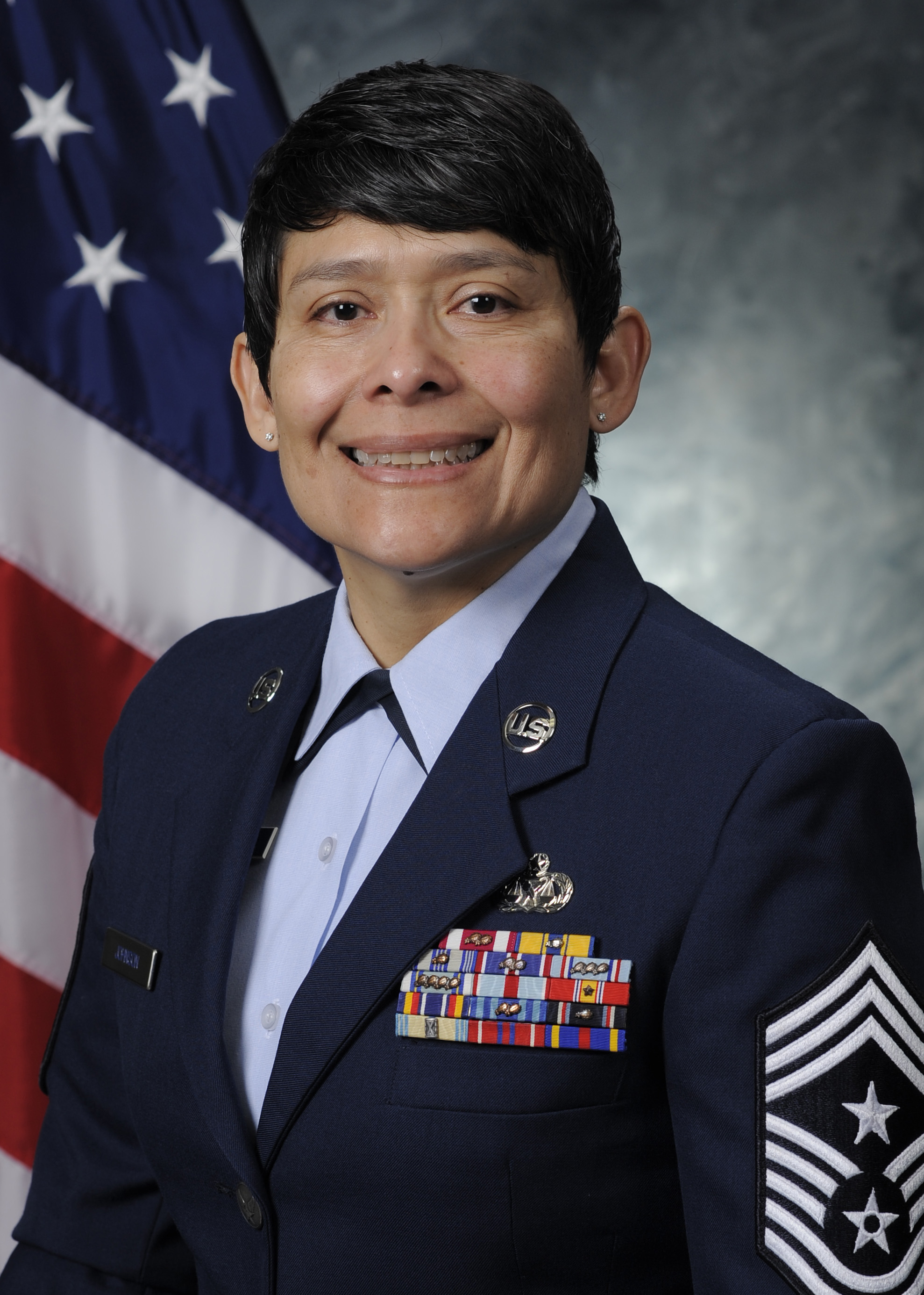 22nd Air Force Command Chief Master Sgt