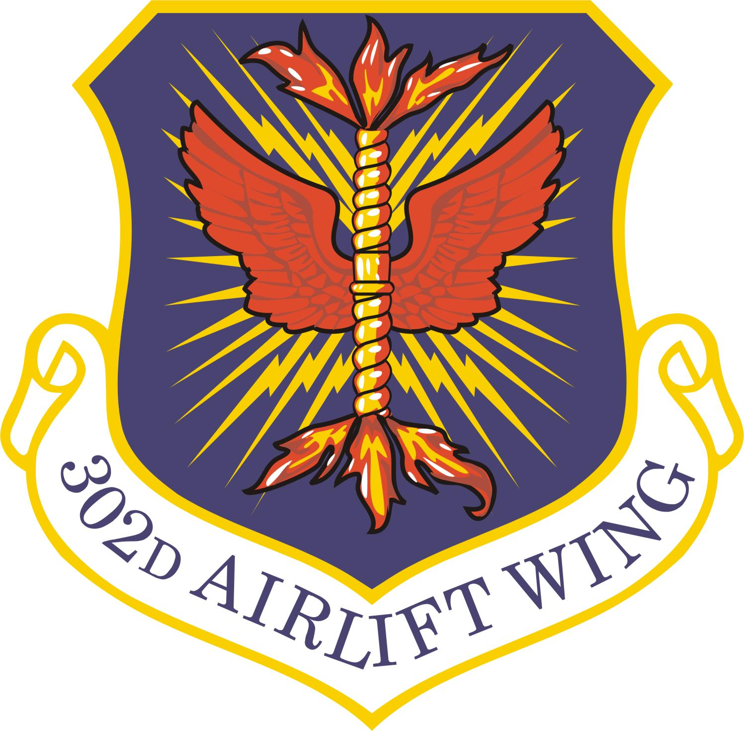 302nd Airlift Wing Biographies